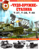 """""""Чудо-оружие"""" Сталина. Плавающие танки Великой Отечественной Т-37, Т-38, Т-40"""